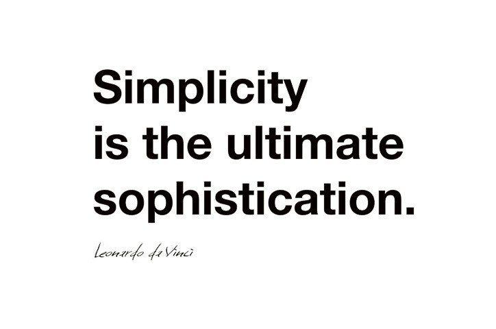 simplicity - the-ultimate-sophistication.jpg - 30kB