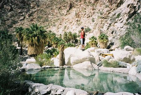Palomar hot pool.JPG - 48kB